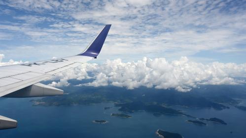 Indonésie : une compagnie aérienne propose des concerts en plein vol
