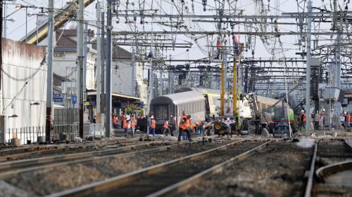 """Catastrophe ferroviaire de Brétigny : un employé de la SNCF mis en examen pour """"homicides et blessures involontaires"""""""