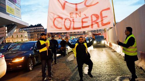"""Uber ferait mieux """"d'ouvrir les portes des négociations"""" selon un syndicaliste"""