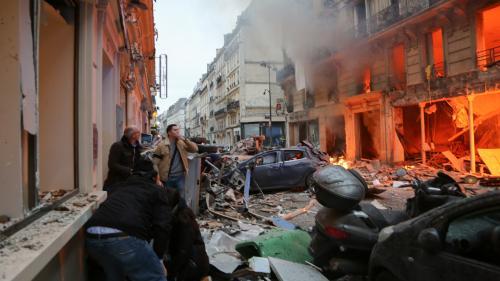 Explosion à Paris : le bilan s'aggrave et passe à au moins trois morts après le décès d'une touriste espagnole