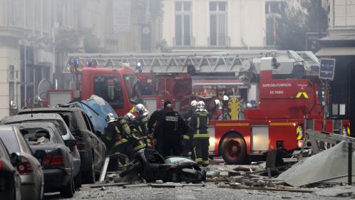 Qui sont les trois victimes de l'explosion d'un immeuble à Paris ?