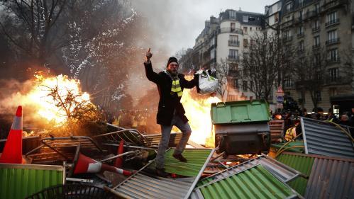 """DIRECT. Paris, Bourges... Les """"gilets jaunes"""" se retrouvent pour un huitième samedi de mobilisation"""