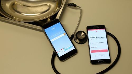Le champion des rendez-vous médicaux en ligne Doctolib déploie la téléconsultation chez les médecins   https://www.francetvinfo.fr/sante/politique-de-sante/le-champion-des-teleconsultations-doctolib-commence-a-s-implanter-chez-les-medecins_3142933.html…p