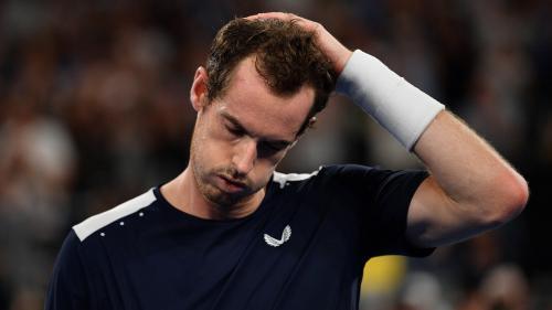 """""""J'ai été au bout de moi-même"""" : proche de la retraite, Andy Murray sort au premier tour de l'Open d'Australie après un match fou"""