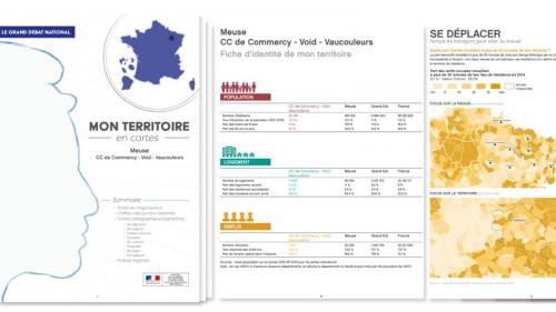 Grand débat national : des kits territoriaux pour les organisateurs locaux