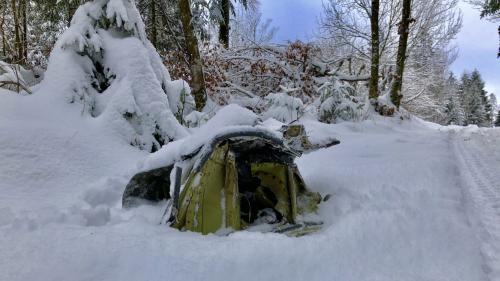 Crash d'un Mirage 2000D dans le Jura : la boîte noire de l'appareil a été retrouvée ce week-end