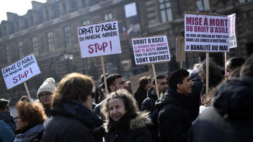 Les demandes d'asile ont augmenté de 21,8% en 2018 en France