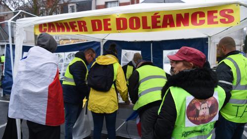 """Grand débat national : des """"gilets jaunes"""" disent non"""