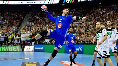 Mondial de handball : la France arrache le nul face à l'Allemagne (25-25) et garde les commandes du groupe
