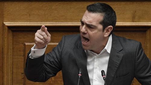 La Grèce au bord de la crise politique à cause du nom de son voisin macédonien