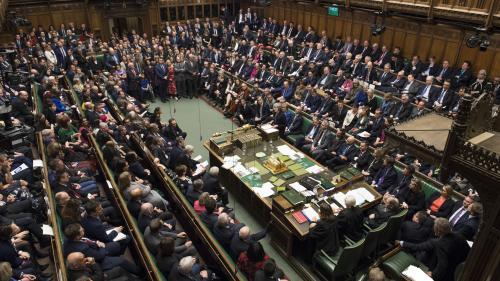 Brexit: les travaillistes prêts à soutenir Theresa May en échange de concessions
