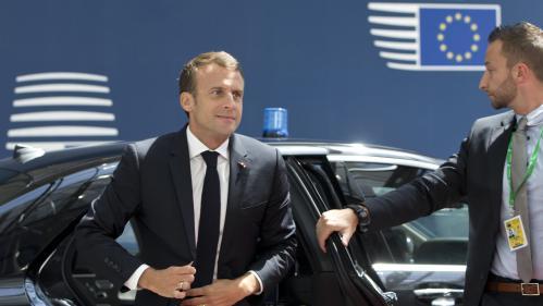 """L'ONG de défense des droits de l'Homme Human Rights Watch """"déçue"""" par Emmanuel Macron"""