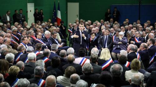 Grand débat national : moins d'un Français sur trois compte y participer