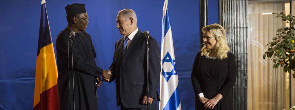 Tchad-Israël: un dimanche à N'Djamena pour Benjamin Netanyahu