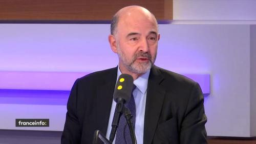 """Brexit : """"La balle est dans le camp britannique"""", selon Pierre Moscovici"""