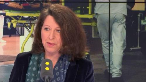 VIDEO. Samu : Agnès Buzyn annonce un diplôme d'assistant de régulation médicale, un an après l'affaire Naomi Musenga
