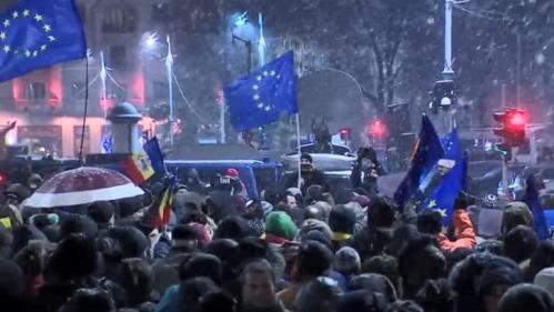Corruption : la Roumanie mise sous surveillance par l'Europe