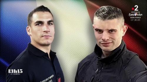 VIDEO. Simon Cartannaz et Nathanaël Josselin, pompiers morts au feu à Paris, rue de Trévise, le 12 janvier 2019