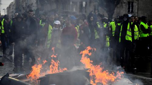 "DIRECT. ""Gilets jaunes"" : manifestation record à Toulouse avec 10 000 manifestants, heurts à Bordeaux"