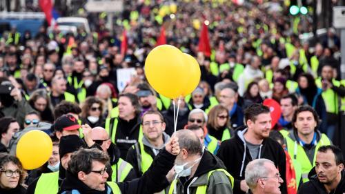 """Record à Toulouse, service d'ordre à Paris et fausse rumeur à Rennes... Ce qu'il faut retenir du dixième samedi de mobilisation des """"gilets jaunes"""""""