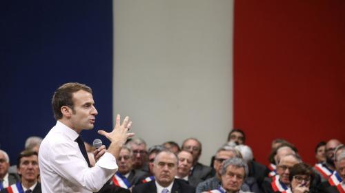 REPLAY. Grand débat national : regardez l'intégralité de la rencontre d'Emmanuel Macron avec les maires d'Occitanie
