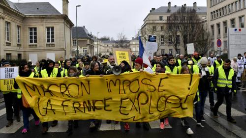 """Toulouse, Bordeaux, Rennes... Le point sur les rassemblements des """"gilets jaunes"""", région par région"""