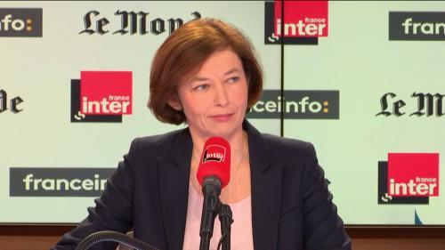 """VIDEO. Manifestants blessés par des LBD: """"Personne ne peut se satisfaire de cette situation"""", selon Florence Parly"""