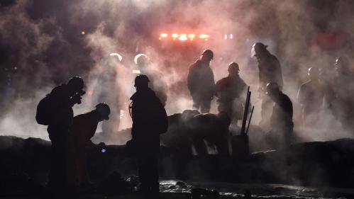 Mexique: le bilan de l'explosion d'un oléoduc grimpe à au moins 73morts