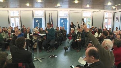 Essonne : les citoyens ont la parole à Palaiseau dans le cadre du grand débat national