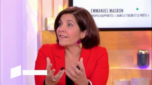 """VIDEO. """"Gilets jaunes"""": la patronne de BFMTV juge que les politiques regardent trop sa chaîne"""
