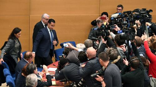 """DIRECT. """"Je ne vous ai pas menti"""": suivez l'audition d'Alexandre Benalla devant la commission d'enquête du Sénat"""