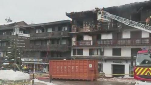 Savoie : un incendie à Courchevel fait au moins deux morts et 25 blessés