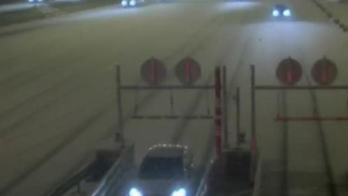 Météo : la neige complique les conditions de circulation