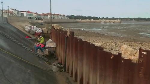 Île-de-Ré : des communes face au risque d'inondation