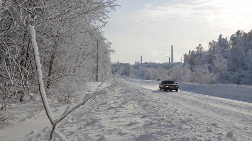 VIDEO. Novitchok, checkpoint et poudreuse : on vous fait visiter l'ex-ville fermée russe Chikhany en 120 secondes