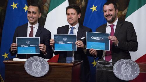 La tension entre la France et l'Italie monte d'un cran sur la Libye