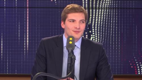 """Européennes : """"Nous n'avons pas donné notre ligne sur l'Europe"""" regrette le député Les Républicains Robin Reda"""