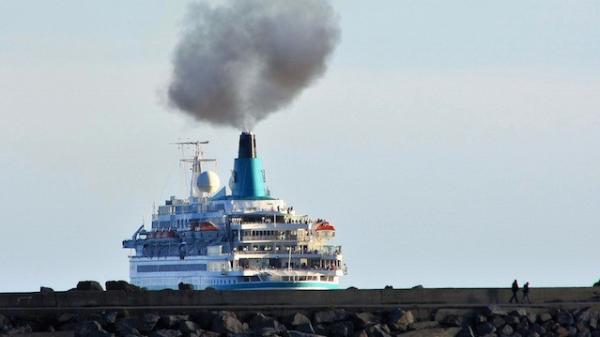 Pollution de l'air maritime : la France propose des mesures supplémentaires en Méditerranée