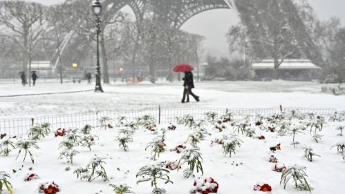 DIRECT. Météo : la circulation sur la RN 118 suspendue à cause des chutes de neige