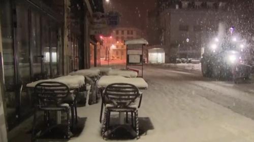 Neige : des chutes exceptionnelles dans les Pyrénées