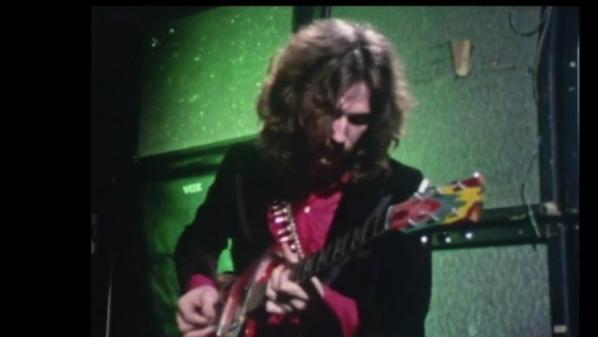 Documentaire : dans l'intimité d'Eric Clapton