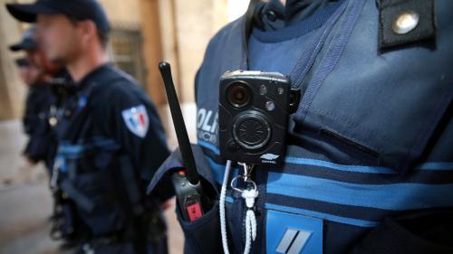Conditions d'utilisation, efficacité... Cinq questions sur les caméras-piétons qui vont équiper les policiers munis de LBD