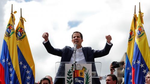 DIRECT. Venezuela: les Etats-Unis reconnaissent le leader de l'opposition comme président, Maduro rompt les relations diplomatiques avec Washington