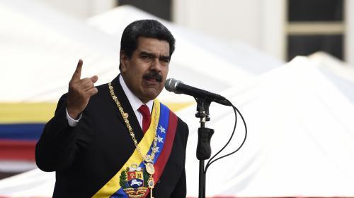 """Au Venezuela, """"le moment est venu"""", clament des opposants au président Maduro, appelés à une grande mobilisation nationale"""