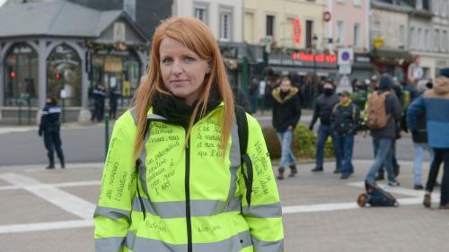 """Européennes : six questions sur la liste """"gilets jaunes"""" Ralliement d'initiative citoyenne, menée par Ingrid Levavasseur"""