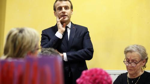 DIRECT. Grand débat : Emmanuel Macron s'invite à un débat citoyen organisé dans la Drôme