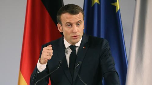 DIRECT. Grand débat : un tête-à-tête entre Macron et Wauquiez avant un déjeuner-débat