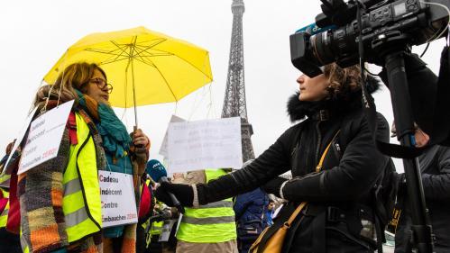 """POINT DE VUE. Médias : quels enseignements tirer de la crise des """"gilets jaunes"""" ?"""