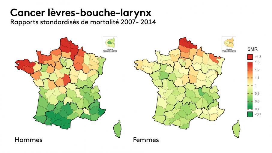 Carte La Bretagne Et Les Hauts De France Plus Touchés Par