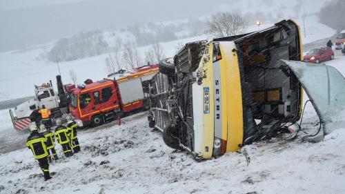 Accident de car de Montflovin : Aucun passager n'avait probablement attaché sa ceinture selon un rapport